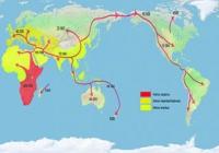 На геномных картах человечества все четче проступают пути расселения людей