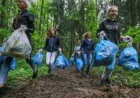 Плоггинг. Как совместить бег с мусорным мешком