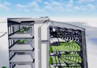В Швеции строят «зеленый» небоскреб, который сможет накормить 5 тысяч человек в год