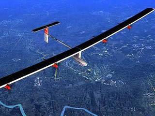 Опасности и секреты самолета Solar Impulse II