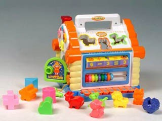 В пластиковых игрушках обнаружены вредные вещества