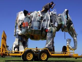 В мире растет объем электронных отходов