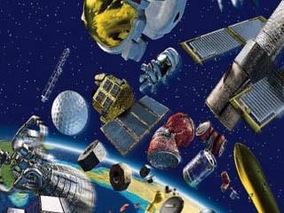Как эффективнее убирать космический мусор