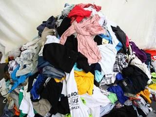 В Финляндии нашли способ переработки старой одежды