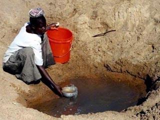 Более 2 млрд человек страдают от нехватки питьевой воды